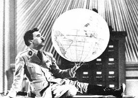 El Gran Dictador de Charly Chaplin