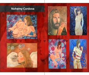 Exposiciòn pictòrica de Orly: Mùsica, ciudad y mujeres