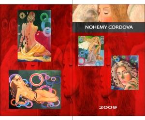 Exposiciòn de pintura Musica,  ciudad y mujeres