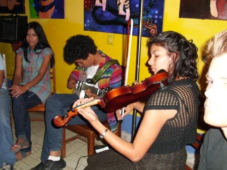 Los Solistas, 25 de enero de 2011