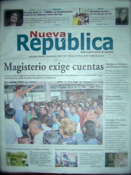 Nueva República, No 10