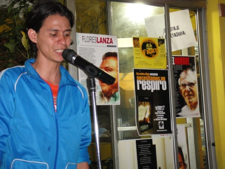 """Fernando Rey, lectura de poesía en """"Arte Total"""""""