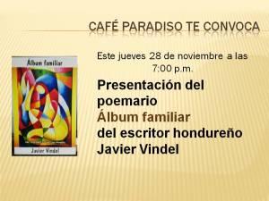 Café paradiso te convoca