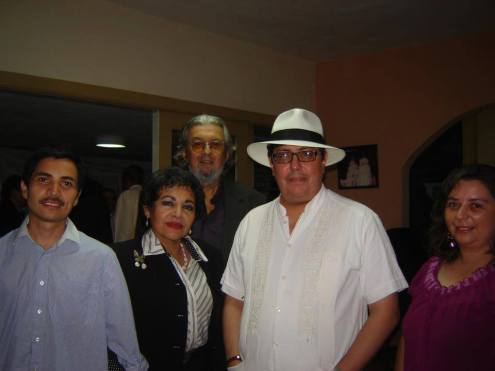 Rigoberto, Edgar, Fanny, Anarella