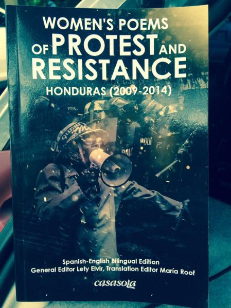Women´s poems of Protest and Resistance Honduras (2009-2014)
